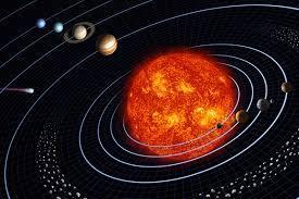 دانلود تحقیق زمین شناسی – منظومه شمسی