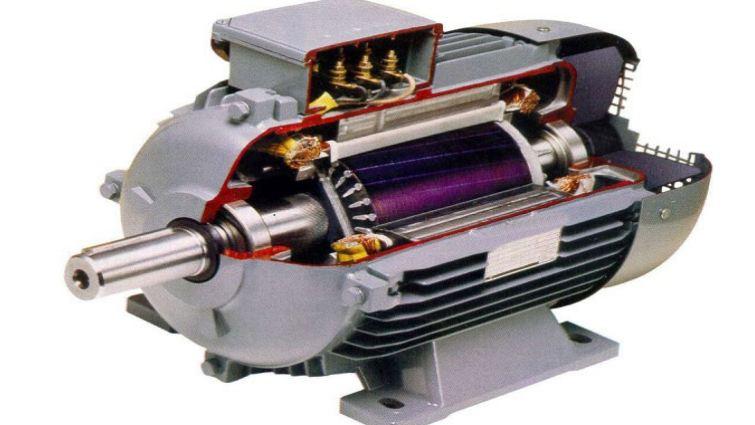 دانلود پاورپوینت درباره موتور الکتریکی