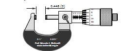 دانلود نرم افزار آموزش میکرومتر ۰٫۱ اینچی با دقت ۰٫۰۰۱