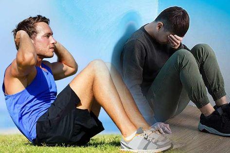 دانلود تحقیق تاثیر ورزش بر افسردگی