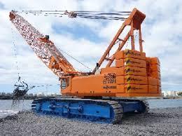 دانلود پاورپوینت ماشین آلات ساختمانی و راهسازی – بیل کششی یا دراگلاین