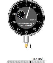 دانلود نرم افزار آموزش عمق سنج اندازه گیری با دقت ۰٫۰۰۱ میلی متری