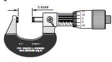 دانلود نرم افزار آموزش میکرومتر ۰٫۱ اینچی با دقت ۰٫۰۰۰۱