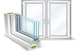 دانلود پاورپوینت مواد و مصالح ساختمانی – در و پنجره های دو جداره UPVC