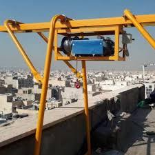 دانلود پاورپوینت ماشین آلات راهسازی و ساختمانی – بالابرهای ساختمانی